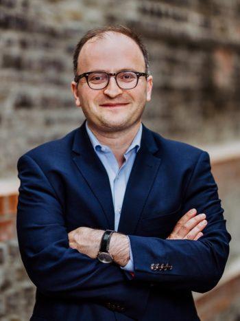 Dr. Tamaz Georgadze, CEO & Co-Founder, Raisin