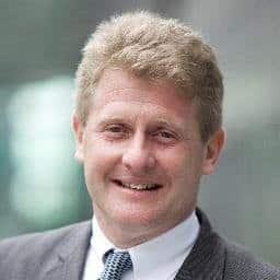 Bob Cummings, Head of SAP Financial Services Sector