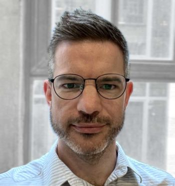 Daniel Poole, Head of Strategic Partnerships EMEA Cover Genius