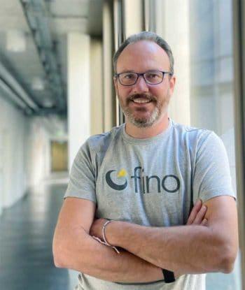 Christian Reichmayr, Geschäftsführer von fino / Finux-Anbieter