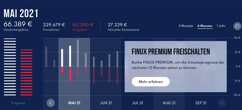 Liquiditätsplattform Finux