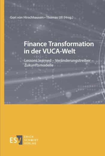Buchtipp: Finance Transformation in der VUCA-Welt