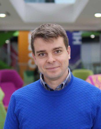 Payhawk Co-Gründer Hristo Borisov