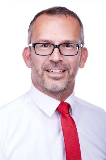 Head of Digital Banking der HypoVereinsbank: Michael Laubsch