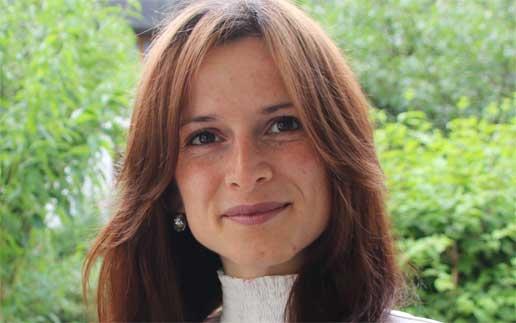 Expertin für Blockchain-Technologie: Mihaela Stratinszky