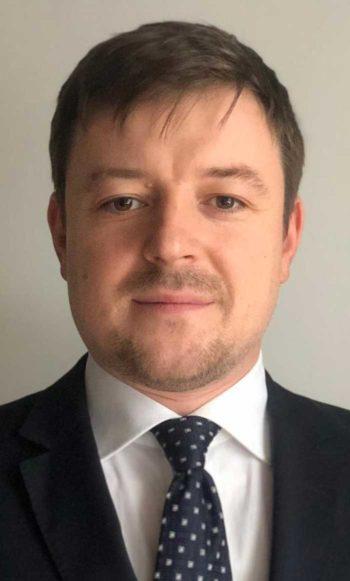 Experte für das Daten-System: Nicolae Prini, Swiss Life