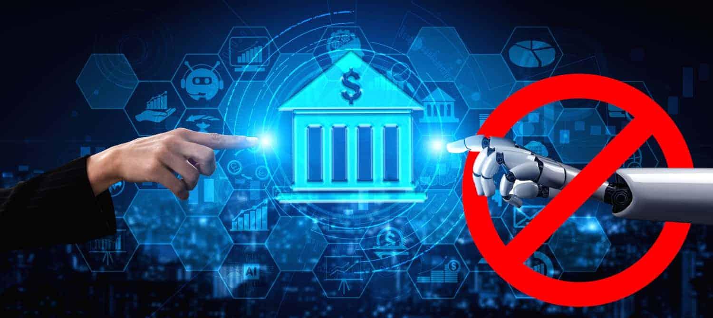Soll die Finanzaufsicht den Einsatz von Künstlicher Intelligenz und Machine Learning strenger kontrollieren, und wenn ja, nach welchen Kriterien? <Q>World-Image / Bigstockphoto