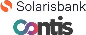Contist wird Solarisbank - die Logos