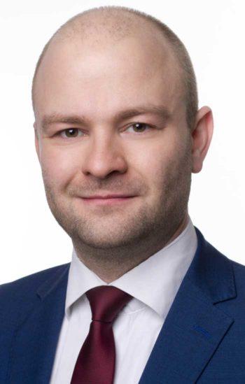 Experte für Proof of Stake-Blockchains: Dr. Alexander Schmid, CMS Deutschland