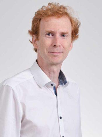 Dr. Gregor Heinrich, CTO Creditshelf