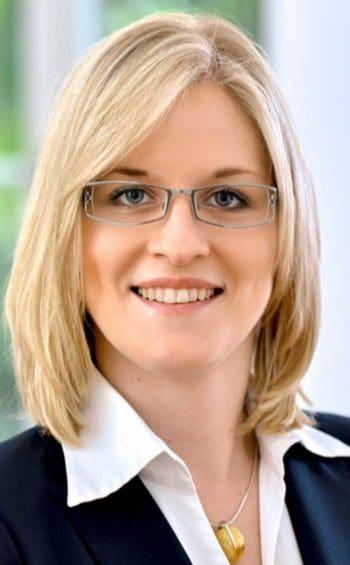 Expertin für Cloud Services: Dr. Julia Pergande