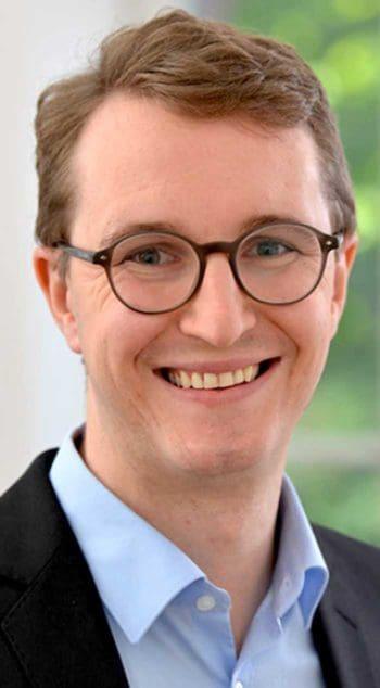 Experte für Cloud Services: Dr. Paul Tscheuschner
