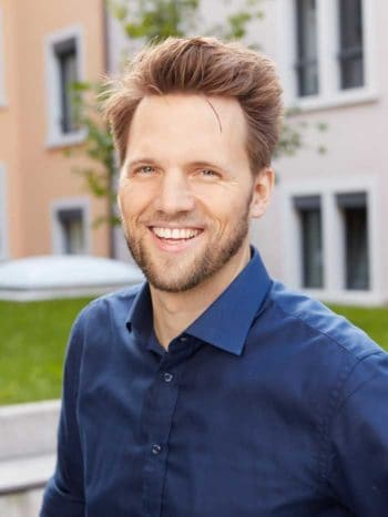 Dr. Tillmann Lang, Mitgründer und Geschäftsführer Inyova <q> Inyova