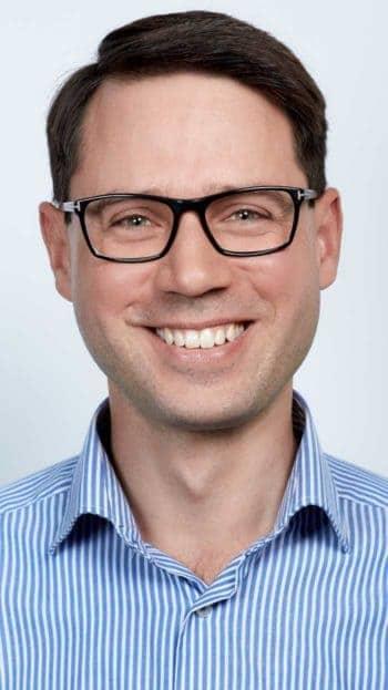 Experte für Geldwäsche: Felix Baaken