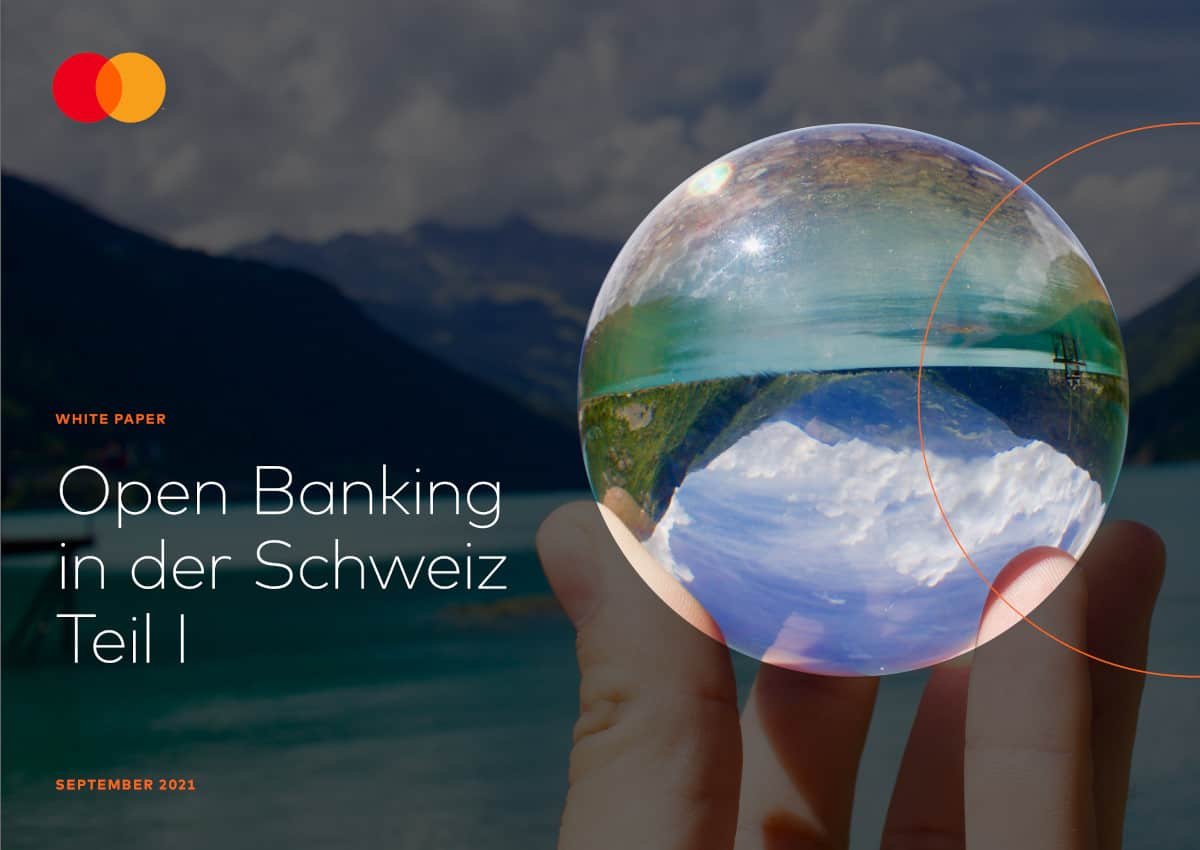 Die Mastercard-Analyse zum Open-Banking liefert Erkenntnisse auch über die Schweiz hinaus. <Q>Mastercard