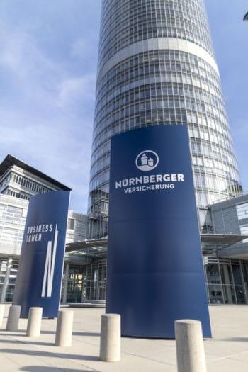 Ein hochsicheres Rechenzentrum spiegelt nun die IT des Versicherungskonzern. <Q>Nürnberger Versicherung