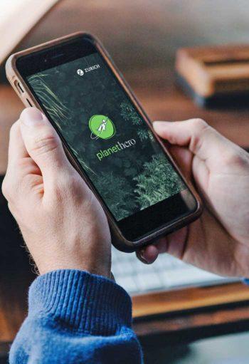 """#AlleFürsKlima: Umweltschutz-App """"Planet Hero"""""""