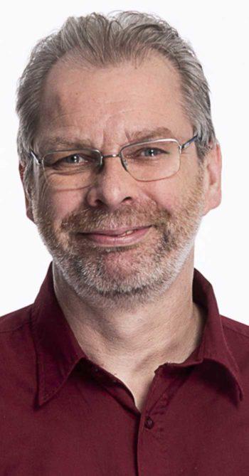 Experte für Daten-Migration: Ralf Draeger