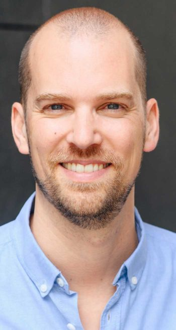 Holger Teske, Mitgründer und CEO Gini GmbH