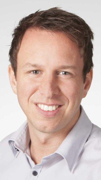 Experte für API - Roger Böhlen, Leiter Applikation & Integration bei AKB