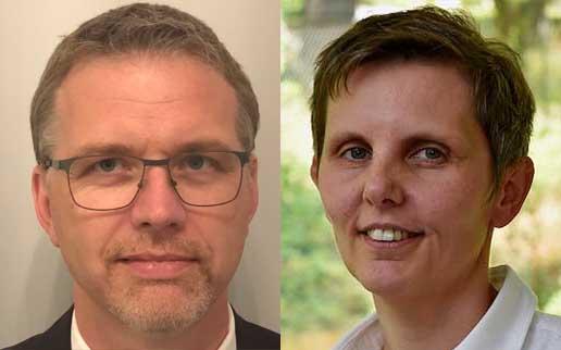 Silvia Mann-Kundt und Michael Späth mussten 30 Millionen Personenstammdaten unter einen Hut bringen: