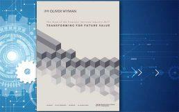 Oliver Wyman-Studie – Finanzdienstleister der Zukunft werden schlanker, schneller und agiler sein (müssen)