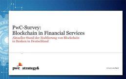Blockchain-Studie: Banken erkennen Bedeutung und Potenzial; Anwendungsfelder: Datenintegrität & Audit