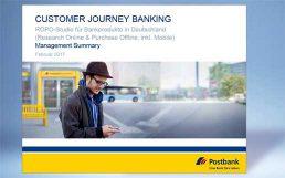 Radikaler Wandel im Konsumentenverhalten ‑ GfK‑Studie im Auftrag der Postbank und Google
