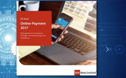 """EHI-Studie """"Online-Payment 2017"""": Paypal büßt ein – Paydirekt stünde bei 34 Prozent der Händlern im Fokus"""