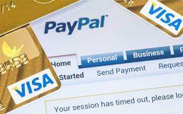 PayPal gibt Visa-Karten in Europa aus – und will Wallet-, POS-, Online- und App-Zahlungen anbieten