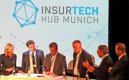 InsurTech Hub Munich: Innovation für den Versicherungsstandort München